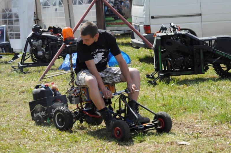 7. Eagle Cup im Unimoto Drag Race