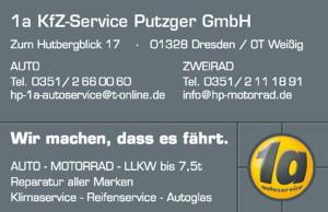 1a Kfz-Service Putzger GmbH