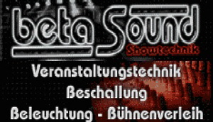 beta Sound Veranstaltungstechnik