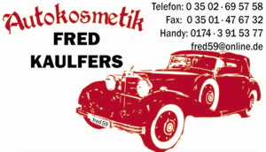 Autokosmetik Fred Kaulfers