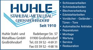 Huhle Stahl- und Metallbau GmbH