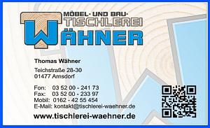Möbel- und Bautischlerei Thomas Wähner GmbH & Co. KG