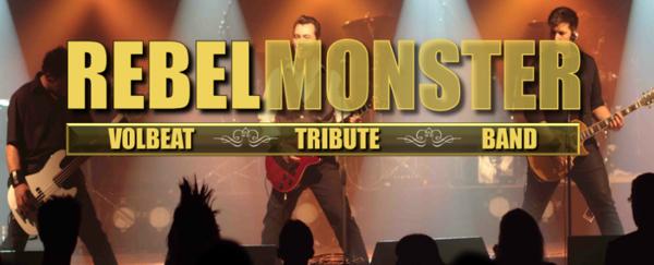 Rebel Monster Volbeat Tribute