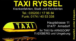 Taxi Ryssel