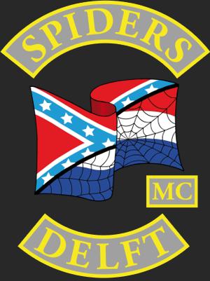 Unicycle Team Spiders MC