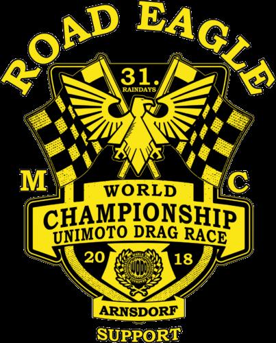 Weltmeisterschaft im Unimoto Drag Race beim ROAD EAGLE MC Arnsdorf