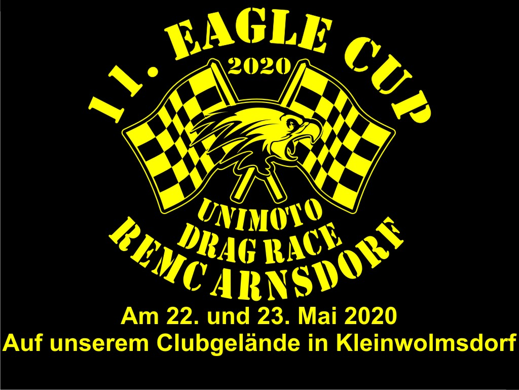 11. Eagle Cup im Unimoto Drag Race