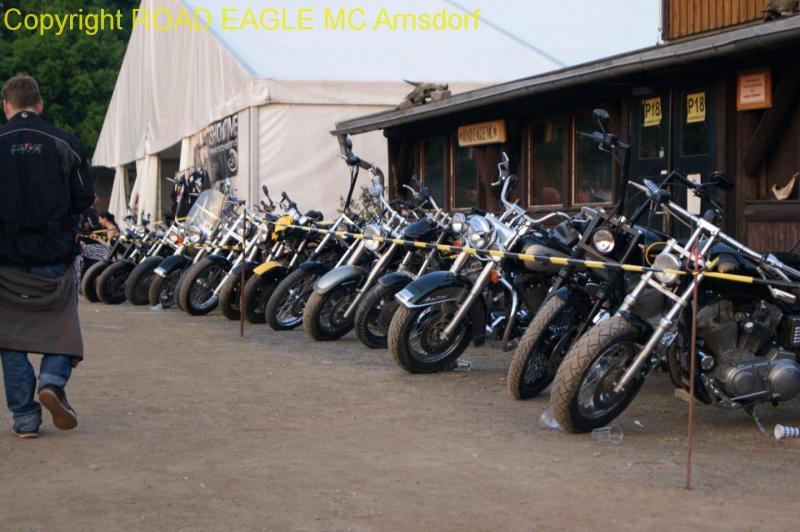 Siegerehrung und Bühnenshow 2. Eagle Cup 2010